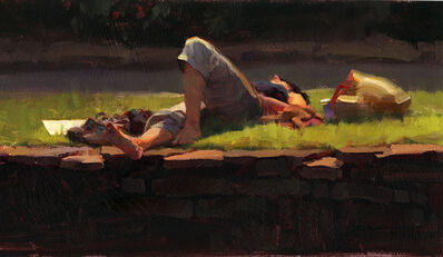 Kim English, 'Summer Repose', 2021