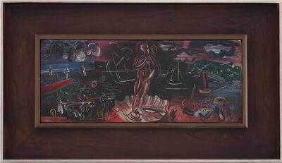 Raoul Dufy, 'Amphitrite'