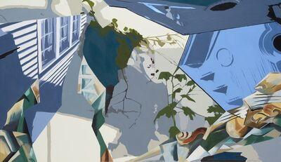 Ginnie Gardiner, 'Blue Corbels'