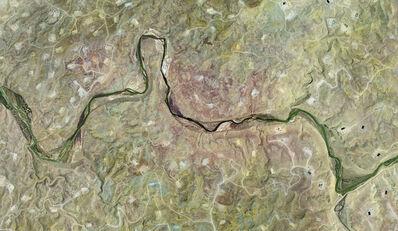 Mishka Henner, 'Natural Butte Oil and Gas Field, Uintah County, Utah', 2013