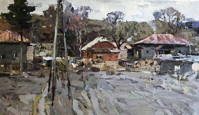Fedor Zakharov, 'Fall in Sednev', 1967