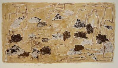 John Peart, 'Mirage Scape VIII', 1986