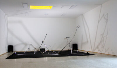 Felecia Chizuko Carlisle, 'String Piece for a Sure Line', 2017