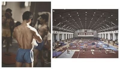 Anderson & Low, 'Gymnasium and Dong Zheng Dong (2009-10)', 2013