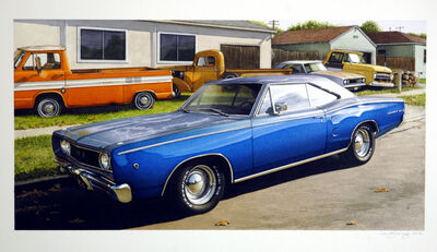 Mark Goings, ''68 Dodge Coronet', 2012