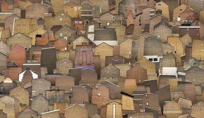 Hubert Blanz, 'Homeseekers - A City from Behind (Detail 6)', 2016