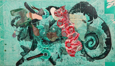 Herbert Creecy, 'Seafoam Dream', 1992