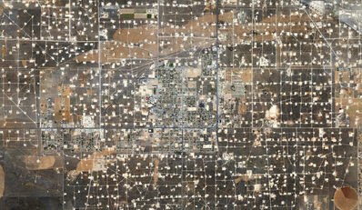 Mishka Henner, 'Wasson Oil Field, Yoakum County, Texas (from Oil Fields)', 2013