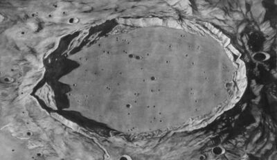 Thomas Broadbent, 'Plato Crater', 2018