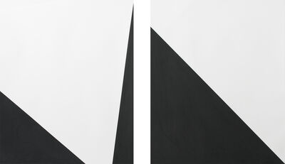 George Thiewes, 'Untitled (set of 2 large unframed)', 2012