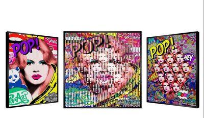Patrick Rubinstein, 'Et POP! Voici Bardot', 2020