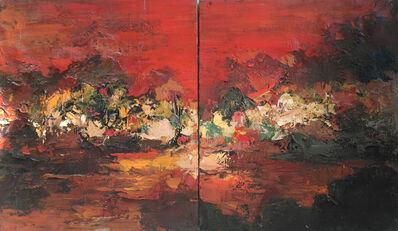 Liu Xiaomiao, 'Falling Haze', 2016