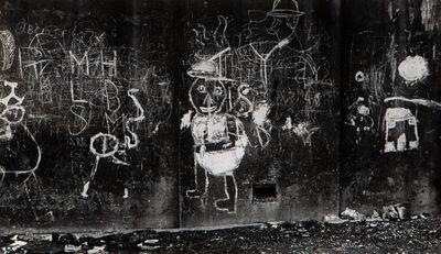 Roger Mayne, 'Graffiti', circa 1958