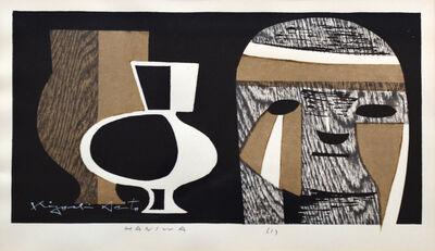 Kiyoshi Saito, 'Haniwa (1)', ca. 1970