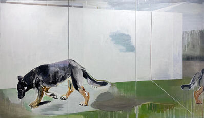Klara Glosova, 'If I Was a Mirror to the World', 2019