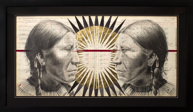 Chris Pappan, 'Welcoming the New Dawn', 2018