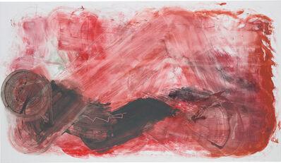 Reena Spaulings, 'Later Seascape 13', 2015