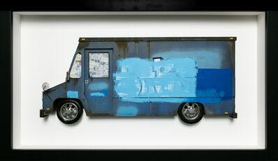 Drew Leshko, 'Blue Buff LLV', 2016