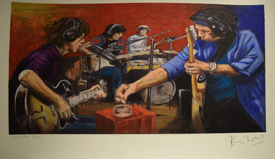 Ronnie Wood, 'Conversation Piece', 2012