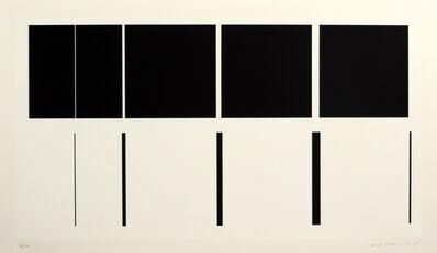 Aurelie Nemours, 'Sur le nombre cinq ', 1943-1994