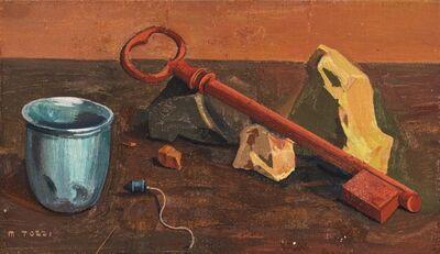 Mario Tozzi, 'Natura morta con la Chiave', 1938