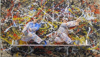 Stephen Hansen, 'Convergence: Pollock', 2016