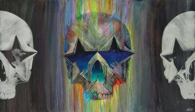 Ron English, 'Star Skull Trilogy', 2018