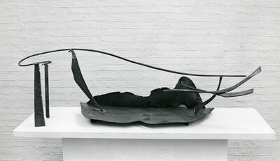 Anthony Caro, 'Table Piece CCII', 1974