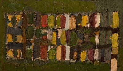 Jean-Michel Coulon, 'Untitled (17-544) ', ca. 1960