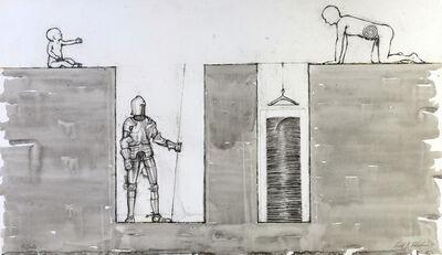 Carl Plackman, 'Pitfalls', 1980