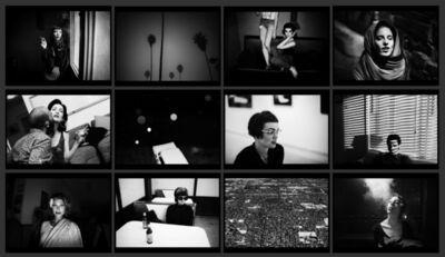 Leandro Feal, 'Doce estudios para una femme fatale', 2017
