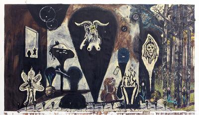 Damien Deroubaix, 'L'Esprit de notre temps ', 2015