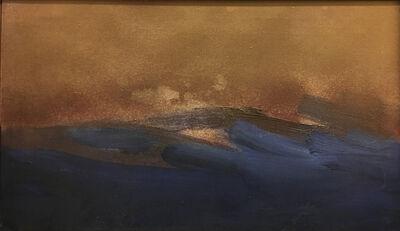 Denis Bowen, 'Sky Trail Toronto, Montreal, Triptych', 1991