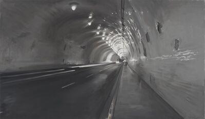 Frank Ryan, '2nd Street Tunnel I', 2012-2013