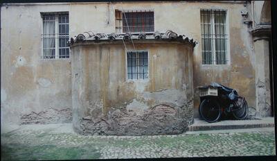 Luigi Ghirri, 'Bologna, Via Fondazza', 1989-1990