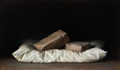 Dana Zaltzman, 'Bricks on Pillow', 2019