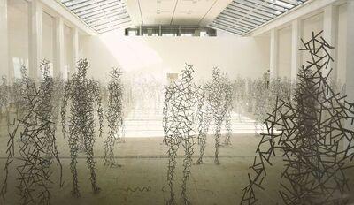 Antony Gormley, 'DOMAIN FIELD', 2003