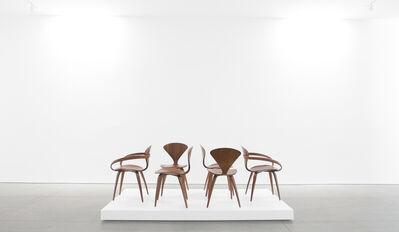 Norman Cherner, 'Pretzel Chairs', ca. 1958