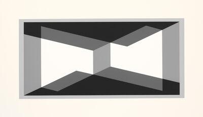 Josef Albers, 'I-S VV I', 1971