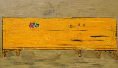 Liu Gang (b. 1963), 'A Pair of  Tiger Toys', ca. 2015