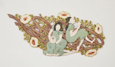 Rina Matsudaira, 'Skin of paintings 1', 2017