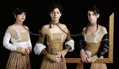 Res & Constanza Piaggio, 'Las Hermanas', 2007