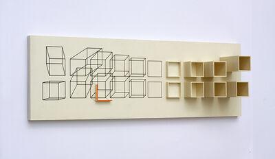 Attila Kovács, 'Multipel 1', 1968
