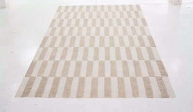 Martin Oppel, 'Untitled Ikea Rug', 2011