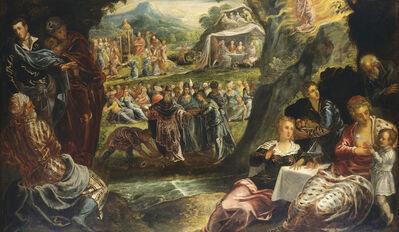 Jacopo Tintoretto, 'The Worship of the Golden Calf', ca. 1560