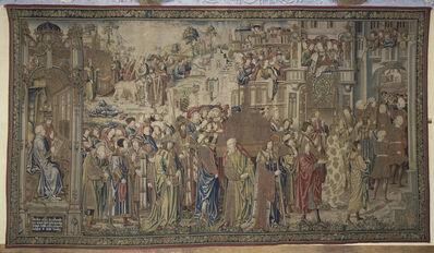 Pieter Coecke van Aelst, 'Tenture de David et Bethsabée (Tapestry of David and Bathsheba)', 1520-1525