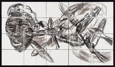 Pierre Mukeba, 'Insomnia', 2021