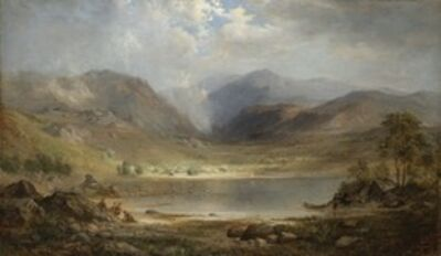 Robert Seldon Duncanson, 'Loch Long', 1867