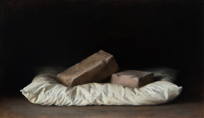 Dana Zaltzman, 'Bricks on Pillow', 2019