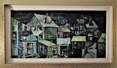 Gregory Kondos, 'Monterey Pier', ca. 1950